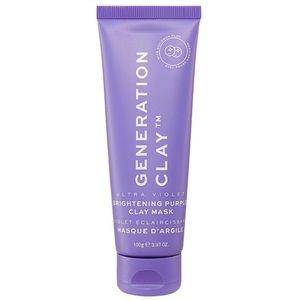 Generation Clay Brightening Purple Mask